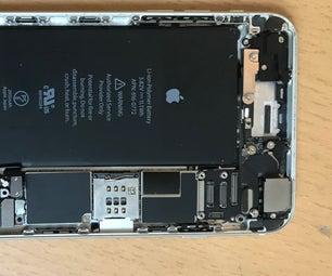 iPhone6 Plus电池更换:内部电池更换指南