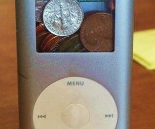 IPod Mini Coin Bank