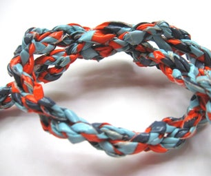 Duct Tape Cordage