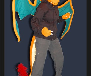 Charizard -Partial Dragon Costume