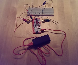 Wearable Turn Indicators With Makey Makey