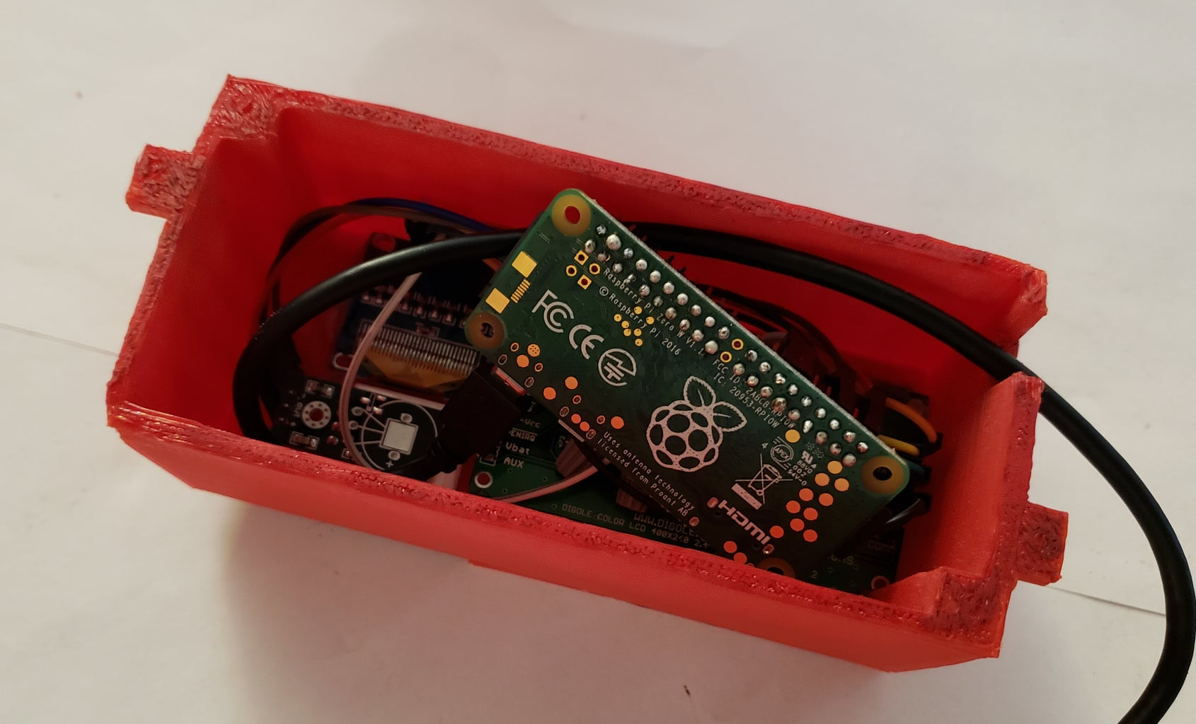Build the Device (cont...)