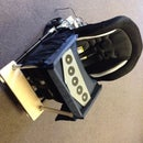Powered mobility training device for toddlers