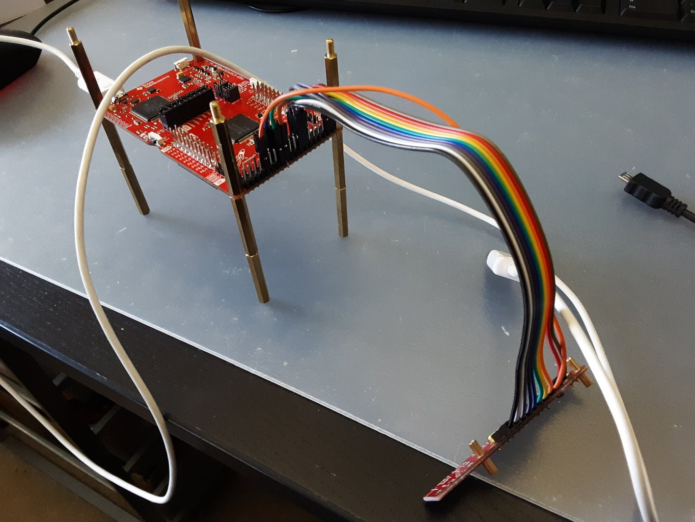Part 3 : GPIO : ARM Assembly : Line Follower : TI-RSLK