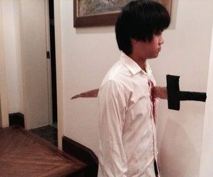 Sword Through Your Heart Halloween Costume