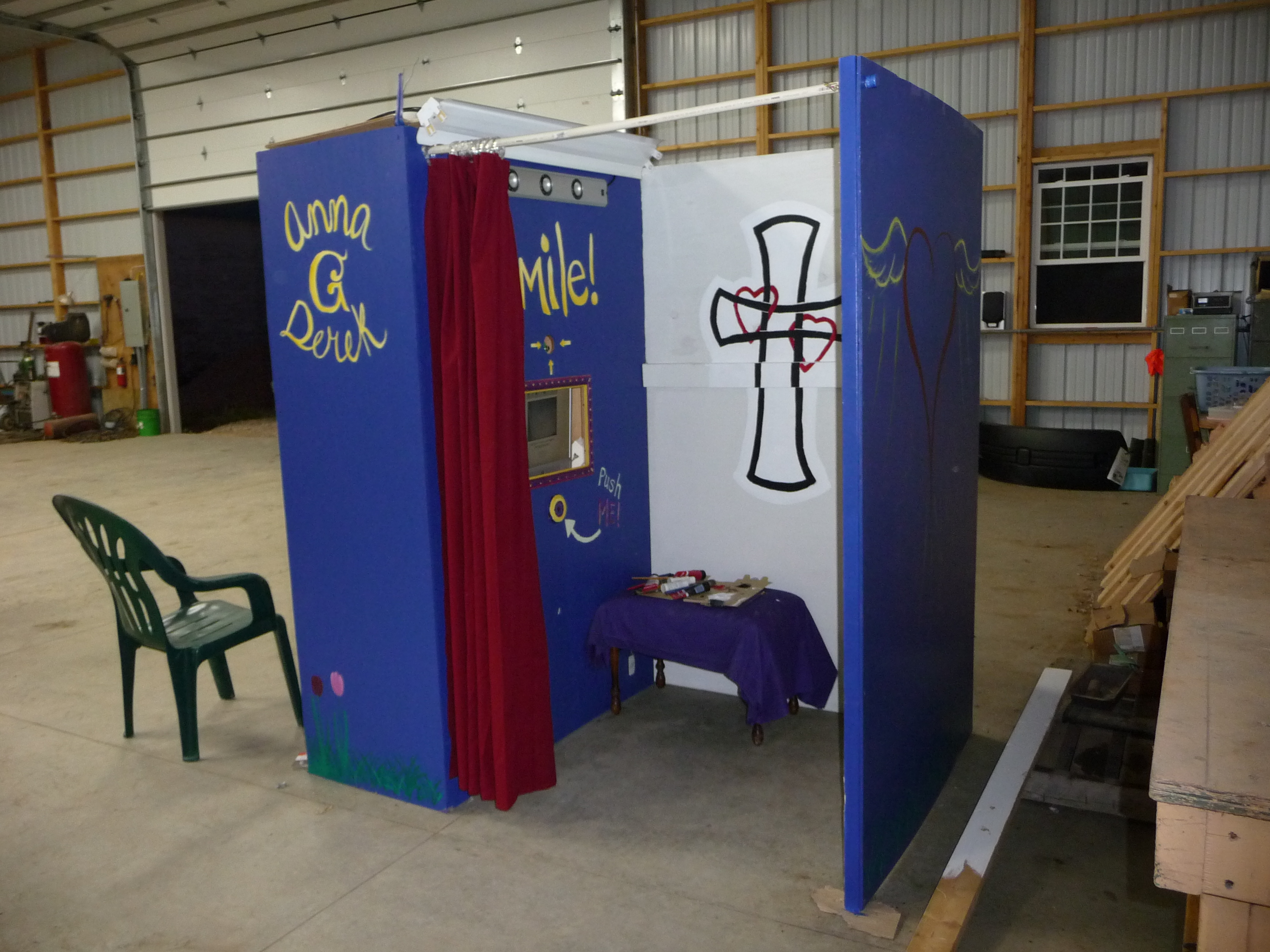 How to build your own Photo Booth