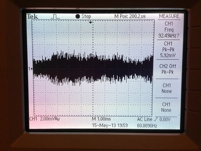 Tuning to a Real AM Signal