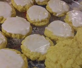 Julie's Soft Lemon Cookies