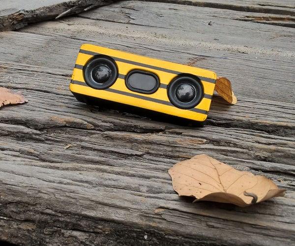 DIY Mini Bluetooth Speaker (BoombeAt :)
