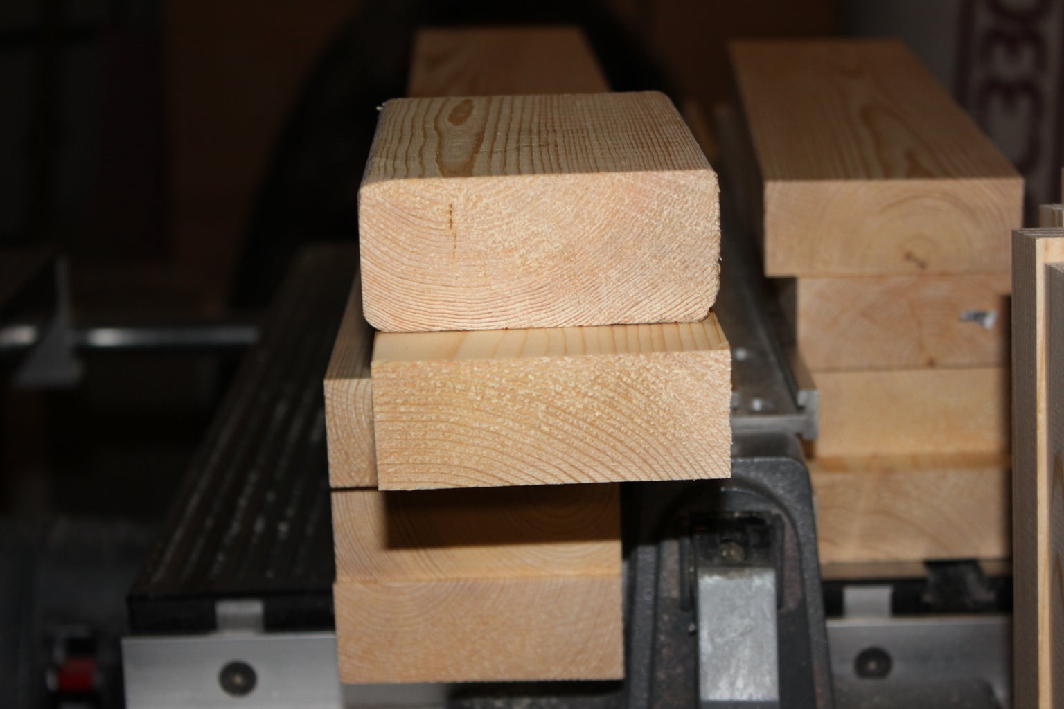 Squaring the 2x4s