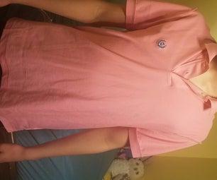 Altering a Short-sleeved Shirt