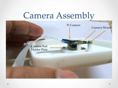 Assemble Pi and Pi Camera