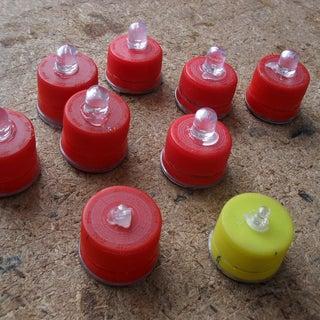 DIY Bottle Cap Flashlight