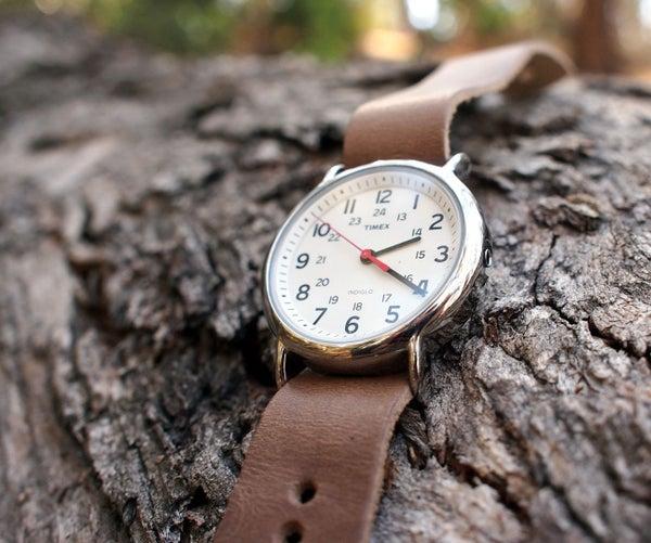 6 Wrist Watch Survival Hacks