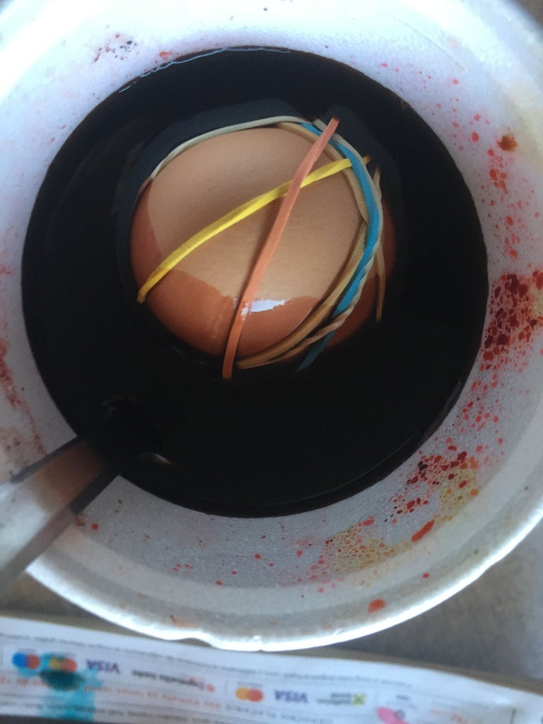 Color Your Eggs