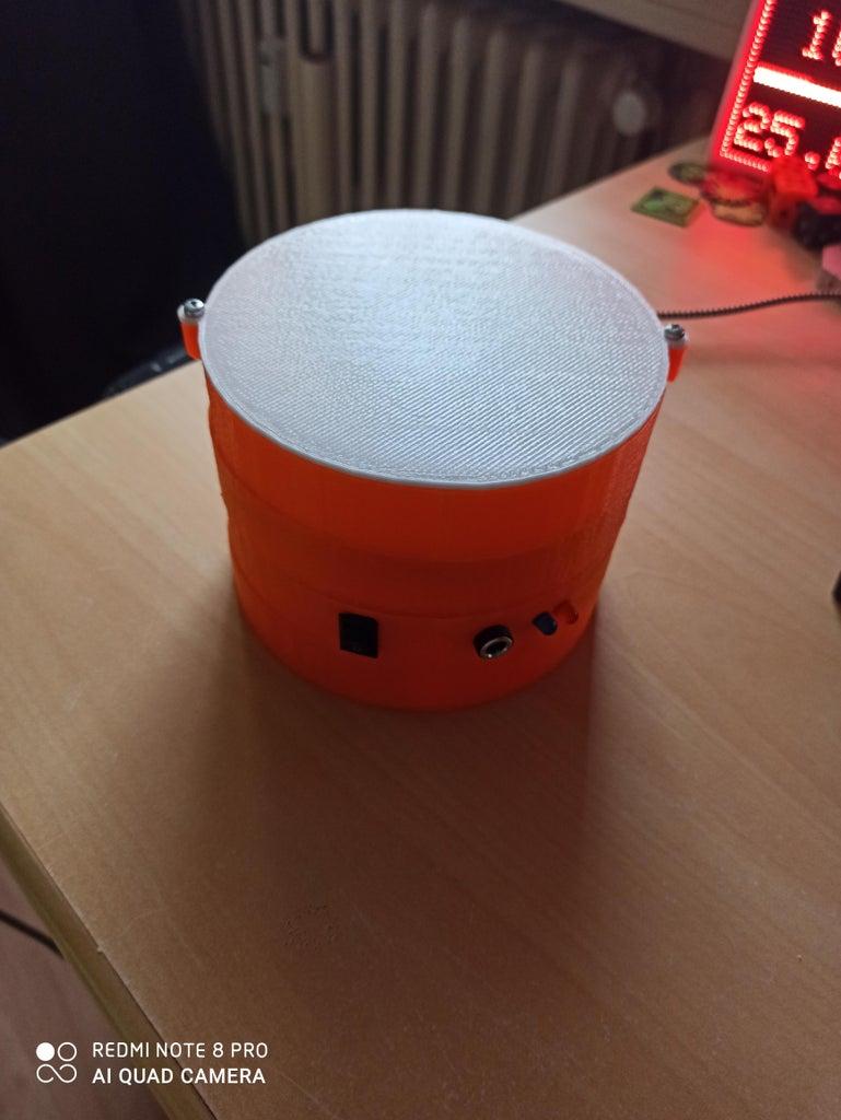 10W RGB Outside Night Lamp Remote