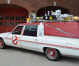 Ghostbusters Ecto-1