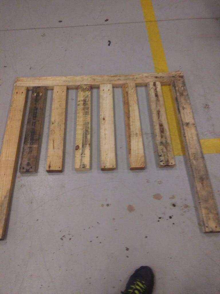 Step 2: Start the Frame