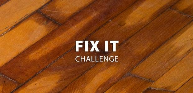 Fix It Challenge