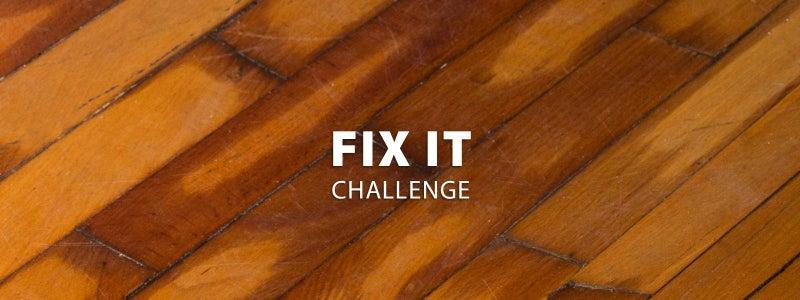 修复它挑战