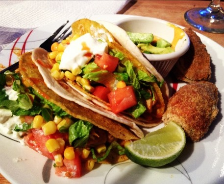 Tacos with a Twist