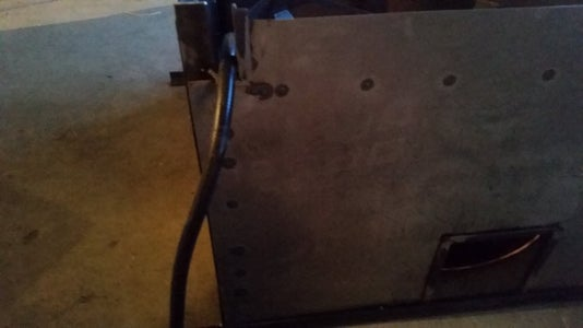 Cut and Weld Sides On