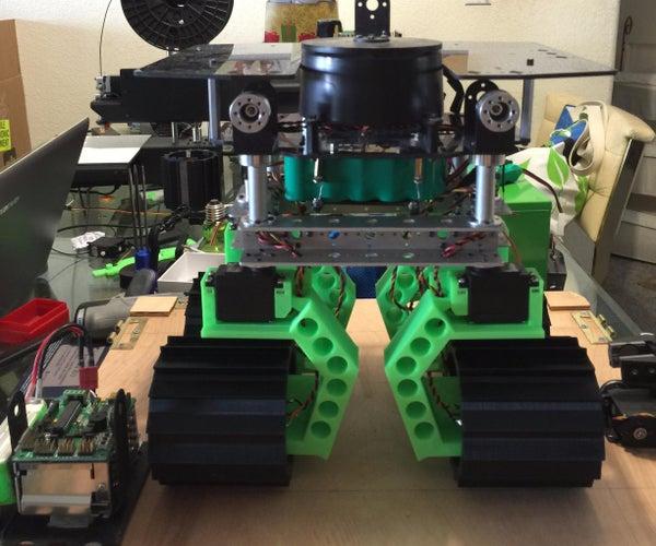 Rover Repair Robot