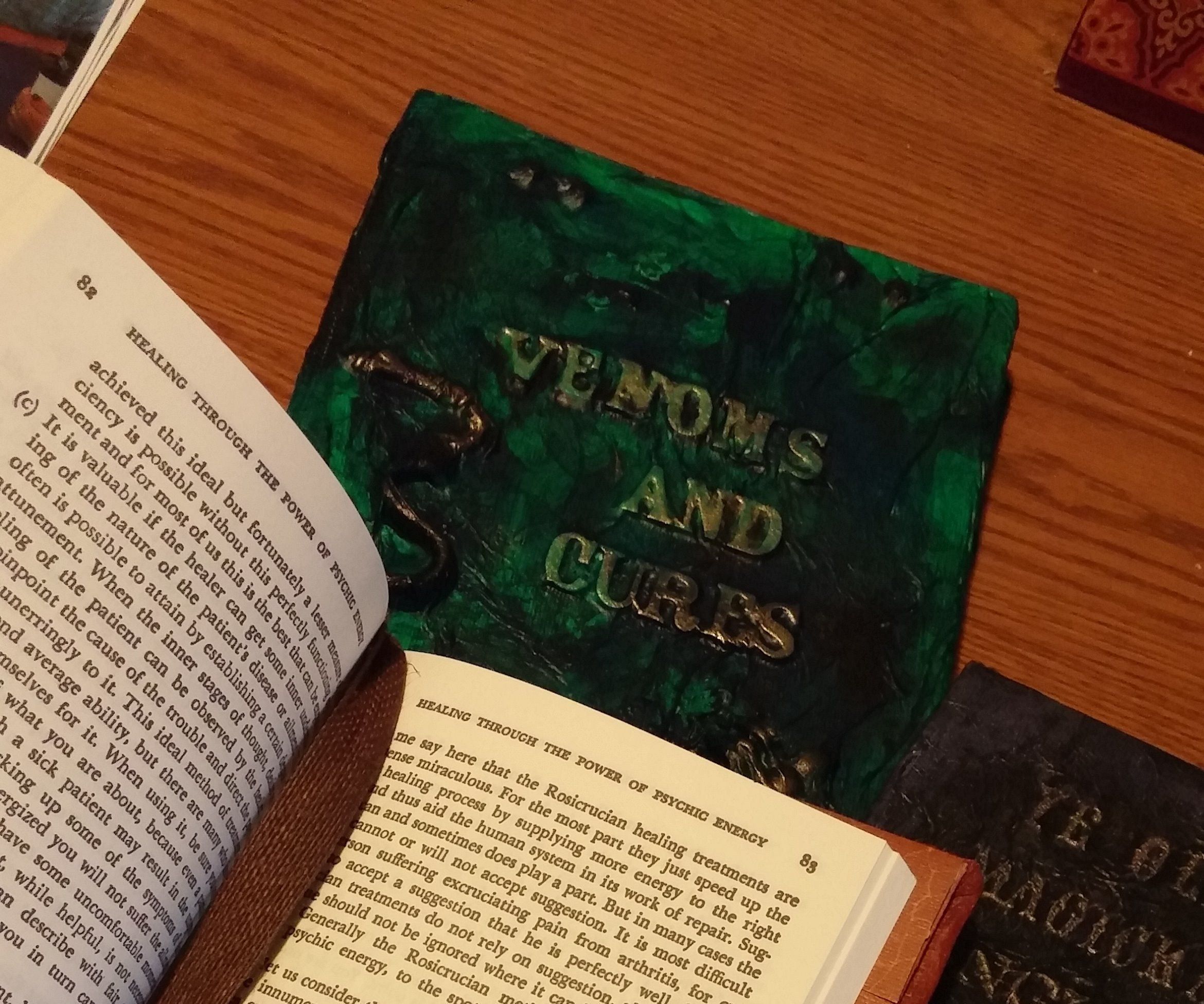 Intro: Wizarding Paperback Book Cover