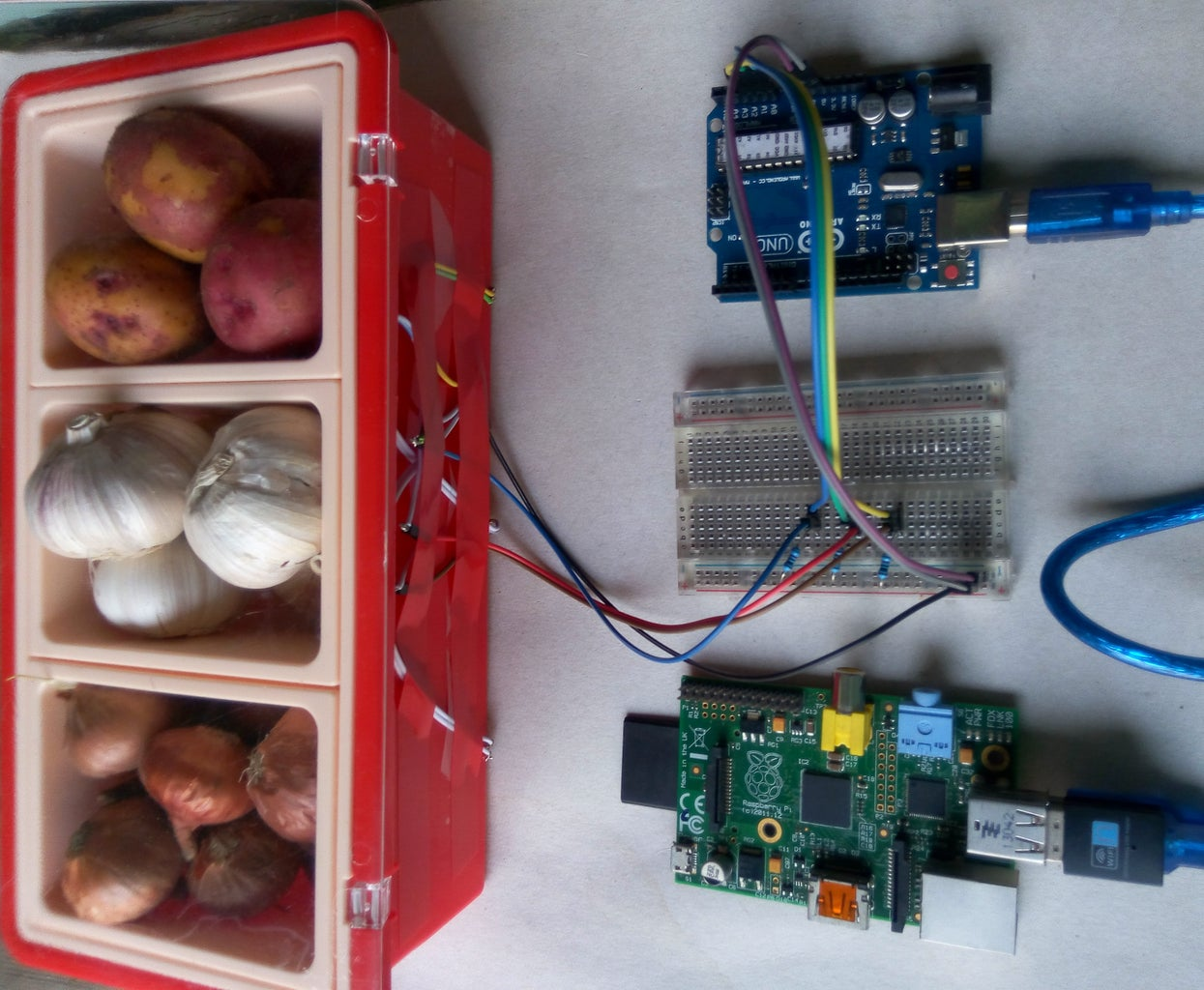 Connecting Arduino & Raspberry Pi