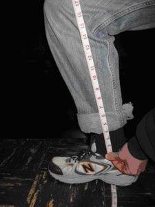 Measure Your Leg