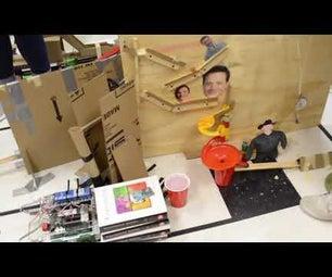 Group Rube Goldberg Machine Project