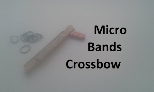 Micro Bands Crossbow