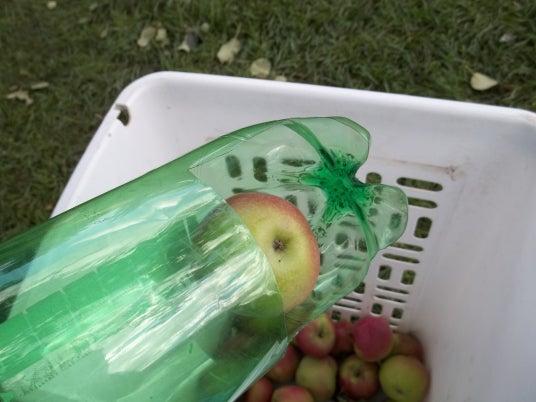 Terri's Soda Bottle Apple Picker