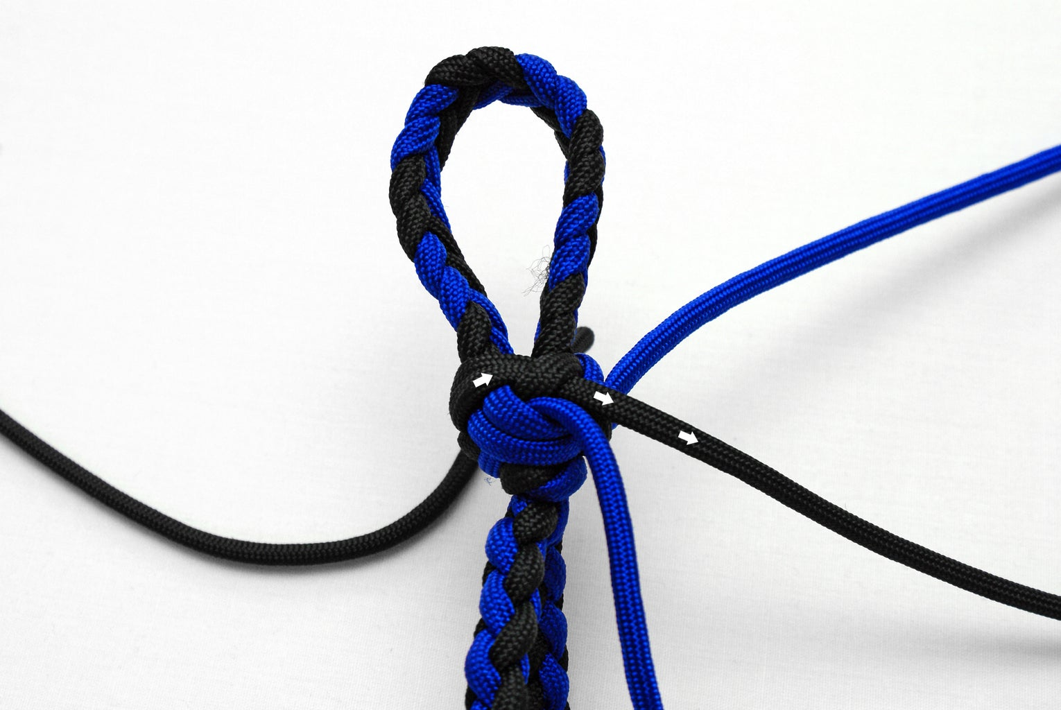The Manrope Knot (Knotting)