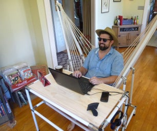 The Hammock Desk