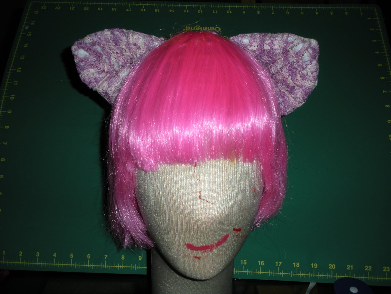 How to Make an Anime Cat Wig