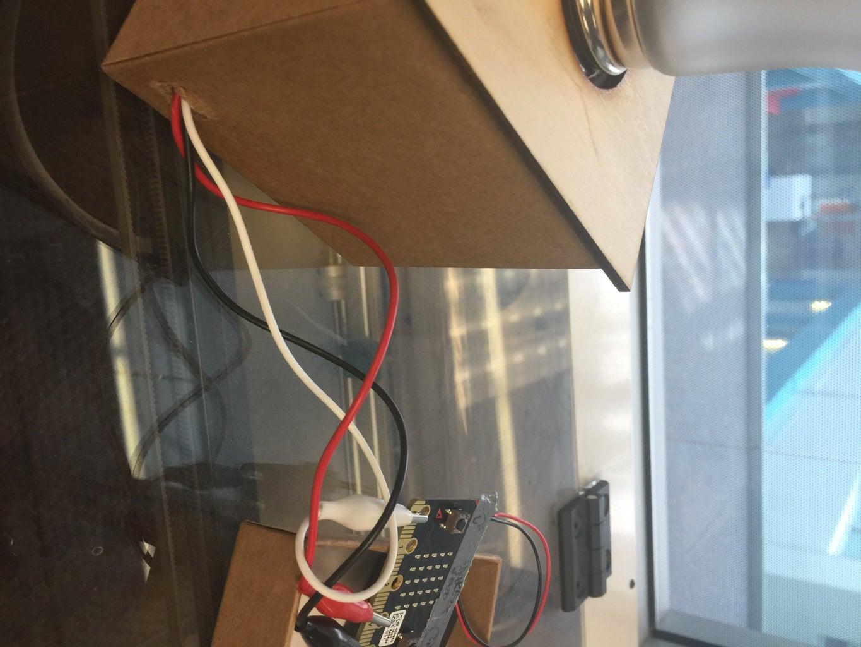 Assembling the Desk Ornament