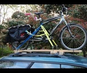 BICYCLE ROOF RACK