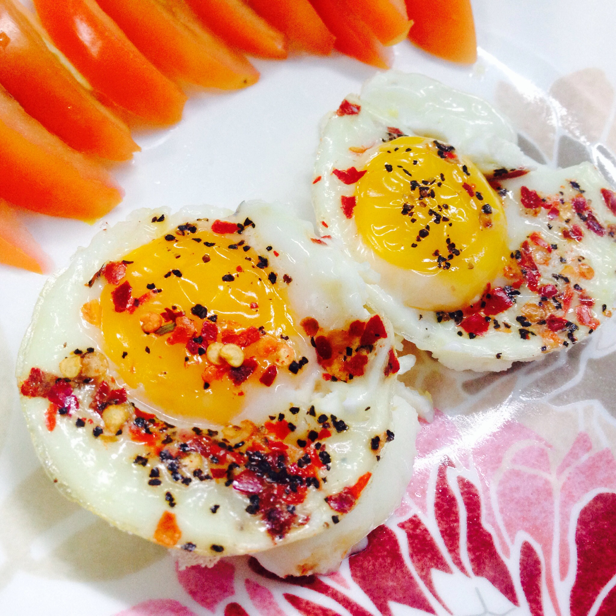 Quick & Delish Baked Eggs