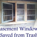 Casement Windows Saved From Trash