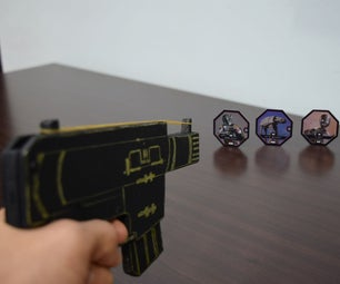 Cassian Andor Rubber Gun