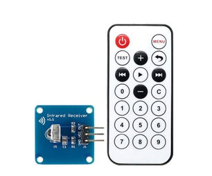 Beginner's Guide to Use an IR Remote Transmitter and Receiver With Arduino