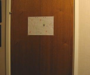 Cat Friendly Interior Door