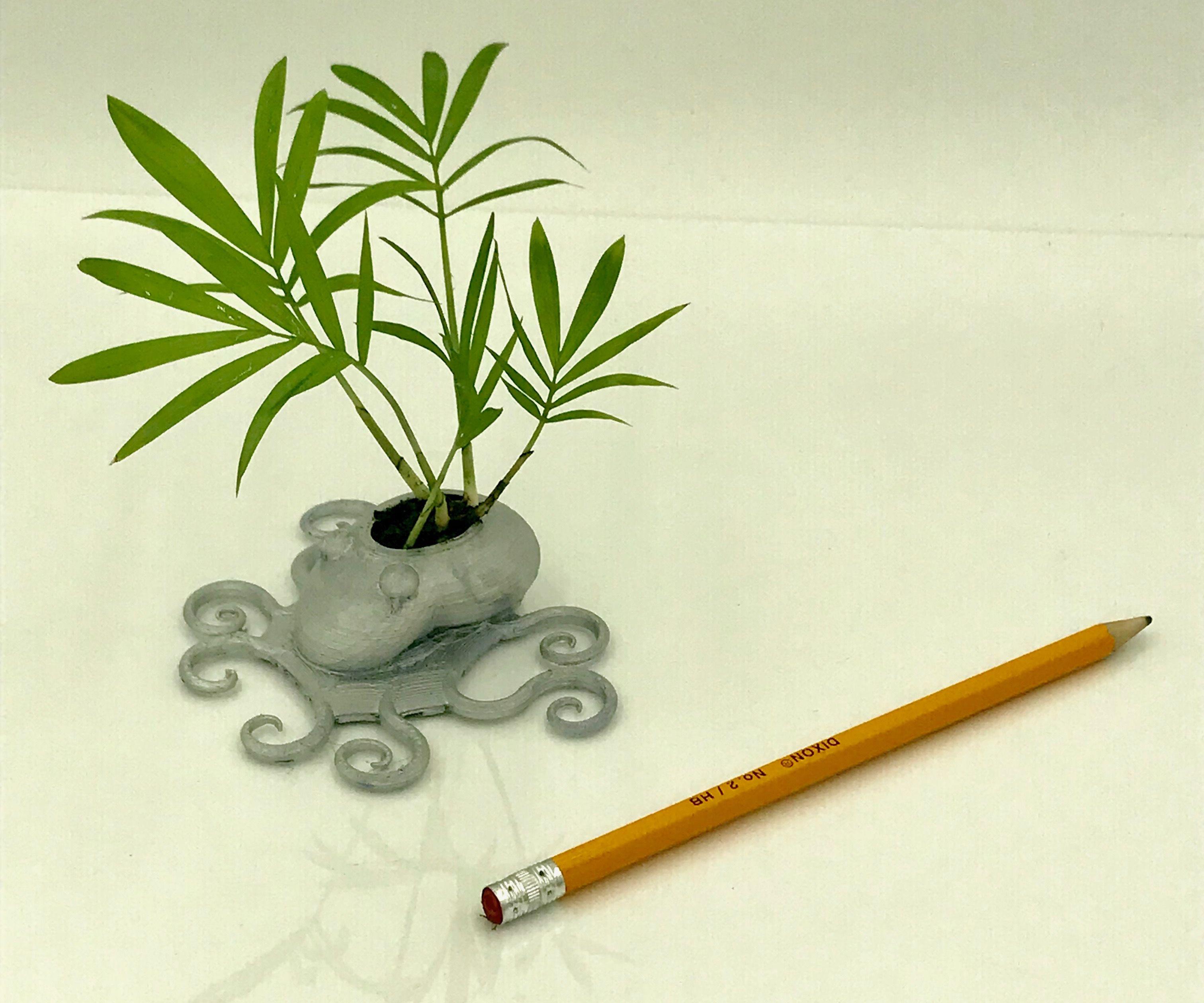 Mini Octopus Planter