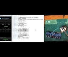 SMHOSY BLE - Petite Domotique ESP32 Commandé Via Une Application Android