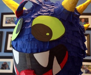 Skylander Wrecking Ball Piñata
