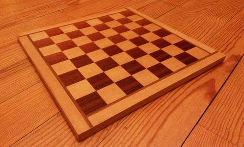 Chessboard Wood DIY