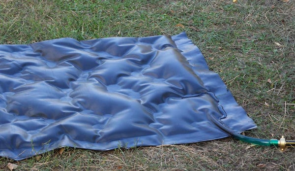 Solar Water Heater From Pond Liner