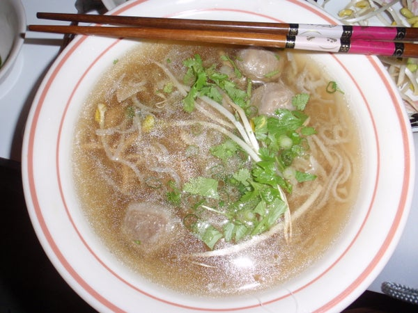 Pho-nominal House Special Pho!