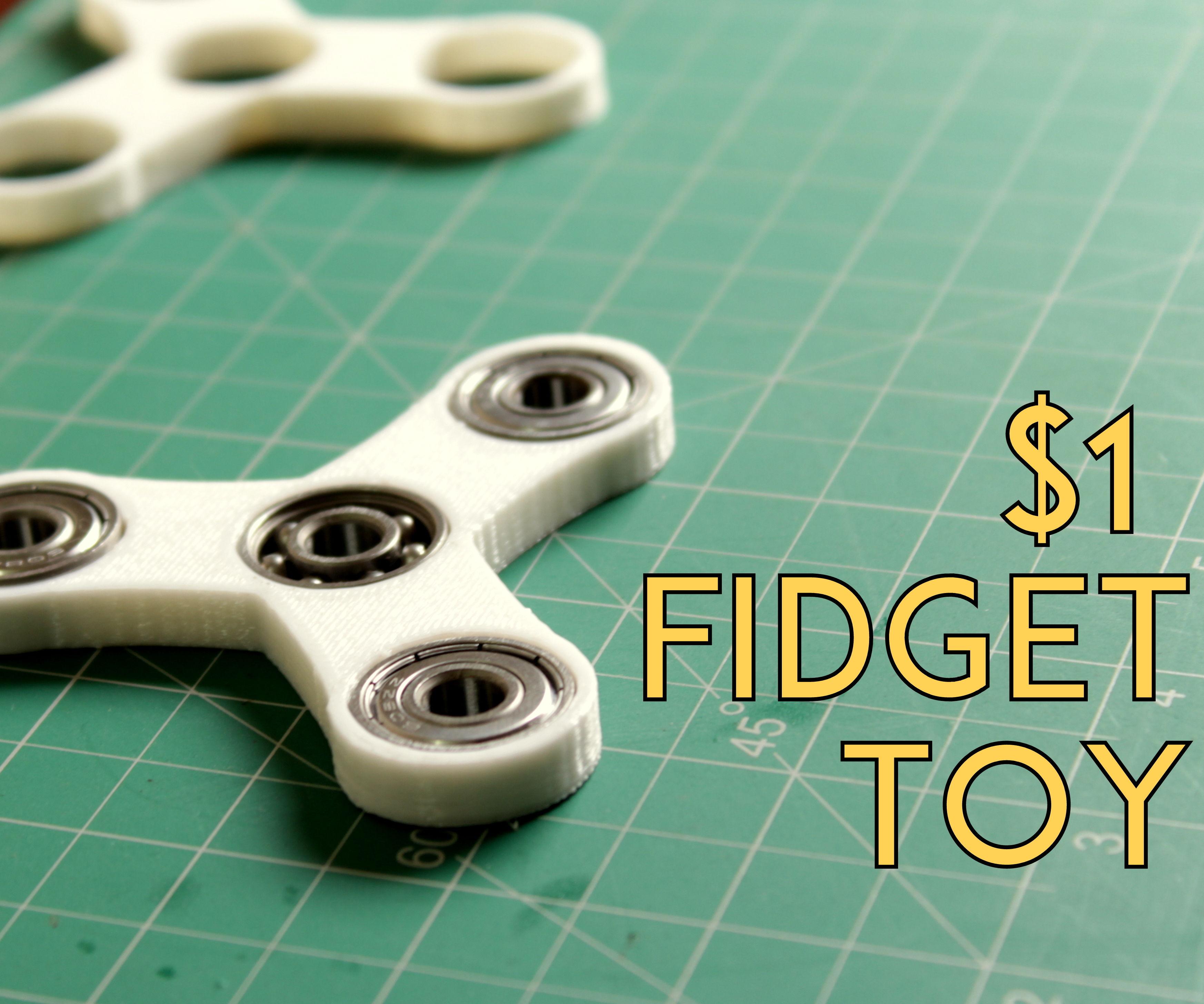$1 DIY Fidget Toy